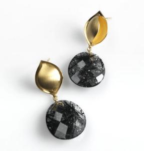 jewellery earrings by world luxury jeweller Marie-Bénédicte