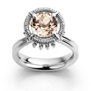 ring by world luxury jeweller Hester Vonk Noordegraaf