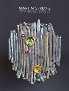 jewellers'exhibition of artist Martin Spreng