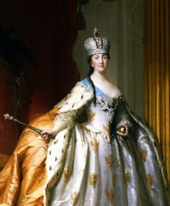 bejewelled catherina the great