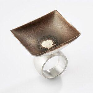 ring by jewellery designer Rembrandt Jordan