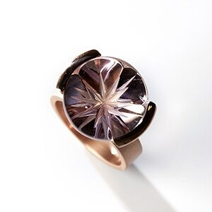 ring by jeweller Rembrandt Jordan
