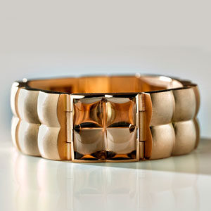 bracelet by jewellery designer Rembrandt Jordan