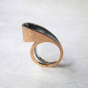 ring by jewellery designer Gerhild Kirchner