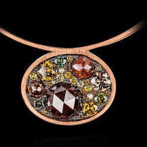 necklace by jewellery designer Joke Quick