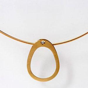necklace by jewellery designer Gerhild Kirchner