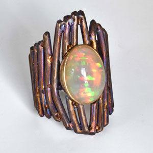 ring by jewellery designer Martin Spreng