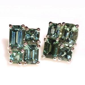 earrings by Parisian jeweller Maison Beigbeder