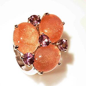 ring by Parisian jeweller Maison Beigbeder