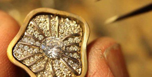 diamond jewellery by world luxury jeweller Benoit Noury