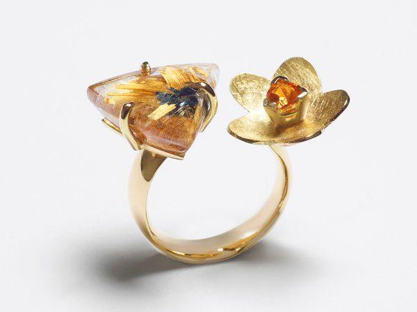 jewellery by world luxury designer Marie-Bénédicte