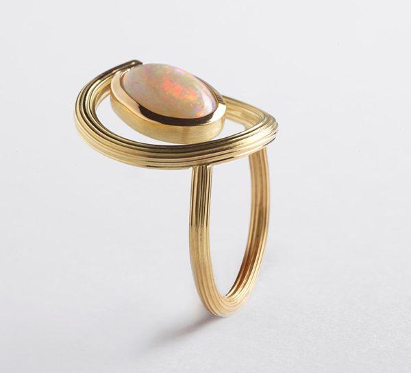 ring by world luxury designer Marie-Bénédicte